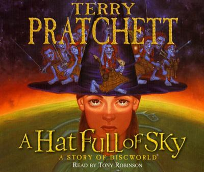 HAT FULL OF SKY CD