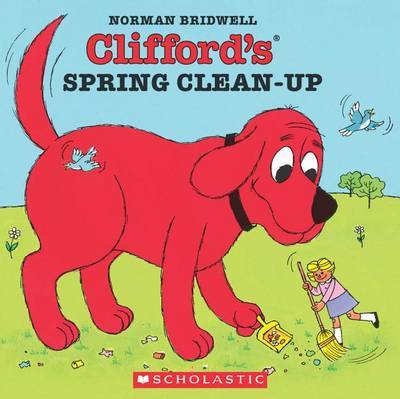 CLIFFORD'S SPRING CLEAN-UP