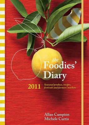 THE FOODIES DIARY 2011