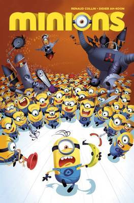 Minions: Banana (Graphic Novel Vol 1)