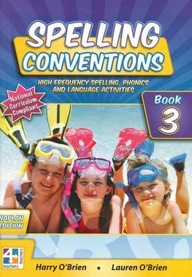 Spelling Conventions High Frequency Spelling, Phonics and Language Activities