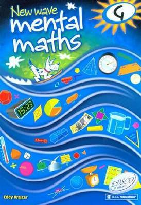 New Wave Mental Maths G (Ages 11-12) - RIC-1706