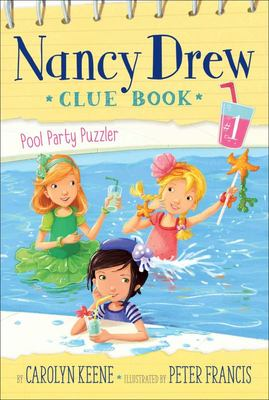 Nancy Drew Clue Book #1: Pool Party Puzzler