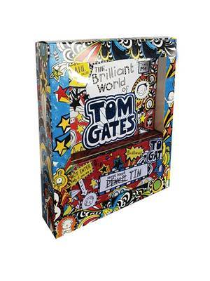 The Brilliant World of Tom Gates with Pencil Tin