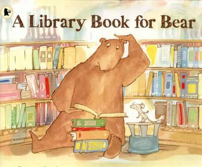 A Library Book for Bear (PB)