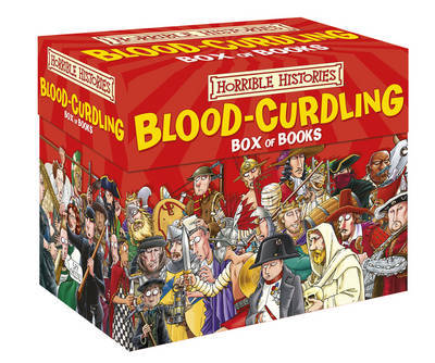 Blood-curdling Box (Horrible Histories)