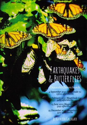 Earthquakes and Butterflies: Otautahi, Christchurch