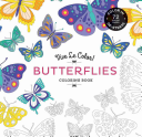 Vive Le Color! Butterflies (Coloring Book