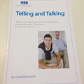 Telling and Talking: about Donor Conception with 17 and over: A Guide for Parents