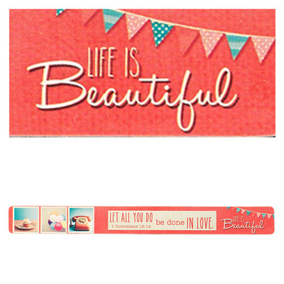 Magnetic Strip: Life is Beautiful