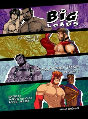 Big Loads Vol. 2: The Class Comic Stash