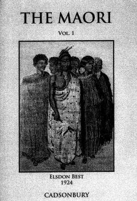 The Maori: Volume 1 (1924)