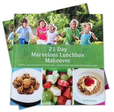 21 Day Marvellous Lunchbox Makeover