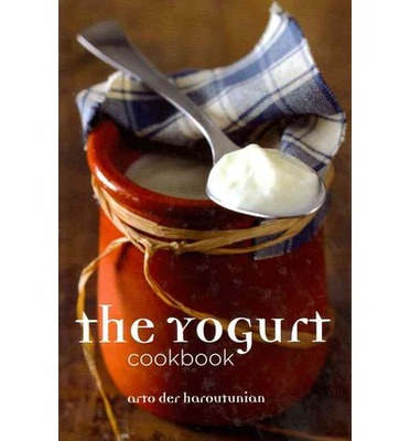The Yogurt Cookbook