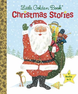 Christmas Stories (Little Golden Book)