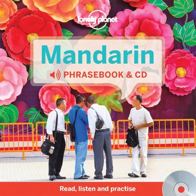 Mandarin Phrasebook & Audio Cd 3e