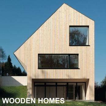 Wooden Homes