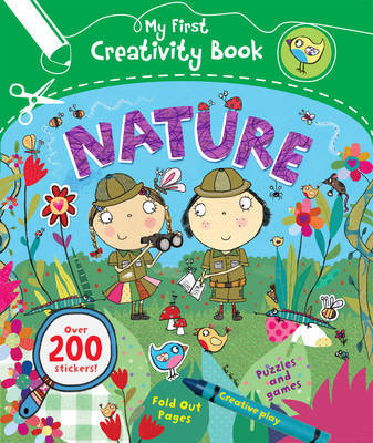 My First Creativity Book: Nature