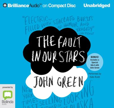 The Fault in Our Stars (Audio CD)