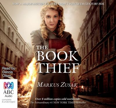 The Book Thief - Film-Tie-In (Audio CD; unabridged; 12 CDs)