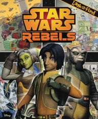 Rebels (Star Wars) Look and Find
