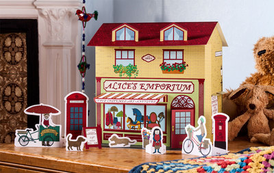 Alice's Emporium Make Your Own Shop Kit