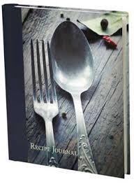 Recipe Journal - Cutlery