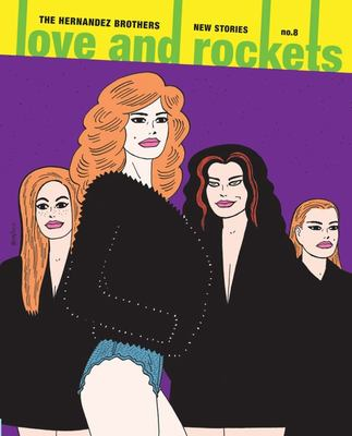 Love & Rockets New Stories No. 8