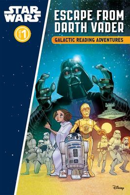 Escape from Darth Vader - Star Wars Ready to Read #3 (Level 1)