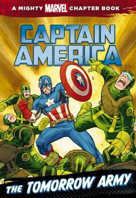 Marvel Chapter Book Captain America:Tomorrow Army