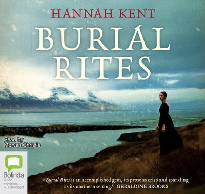 Burial Rites Audio (CD-Audio, unabridged, 10 CDs)