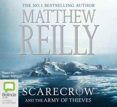 Scarecrow and the Army of Thieves (Audio CD)