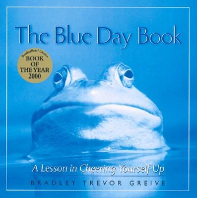 Blue Day Book: A Lesson in Cheering Yourself up