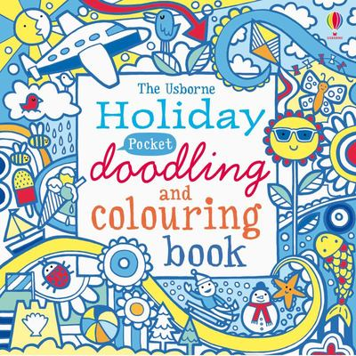 Holiday (Pocket Drawing, Doodling & Colouring)