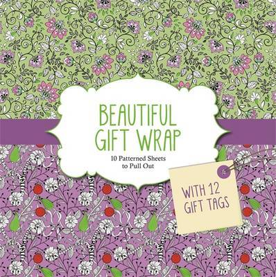Beautiful Gift Wrap: 10 Patterned Sheets to Pull Out