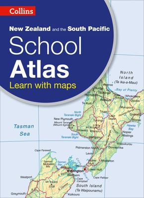 Collins New Zealand and the South Pacific School Atlas (Revised Edition)