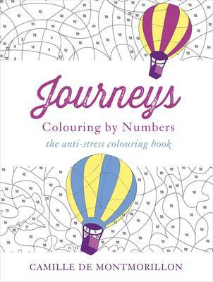 Journeys: Colouring by Numbers
