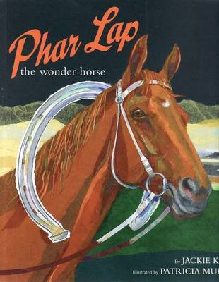 Phar Lap the Wonder Horse