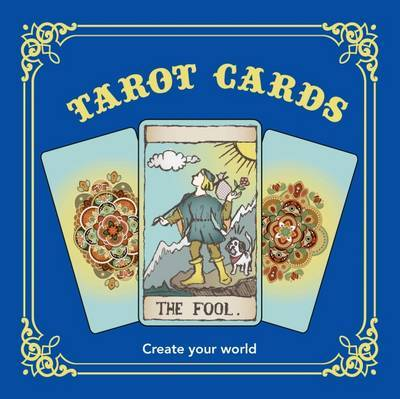 Tarot Cards-Create Your World: Colouring