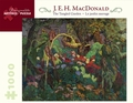 J. E. H. Macdonald: the Tangled Garden 1,000-piece Jigsaw Puzzle