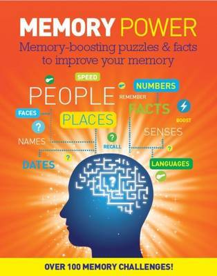 Memory Power: Memory Boosting Puzzles & Facts to Improve Your Memory