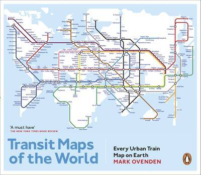 Transit Maps of the World - Every Urban Train Map on Earth