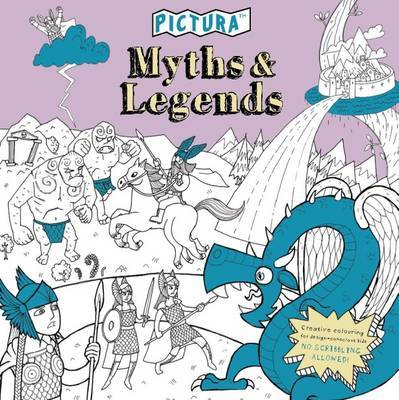 Pictura Creative Kids:Myths & Legends