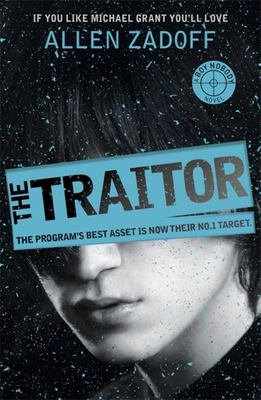 The Traitor (Boy Nobody #3)