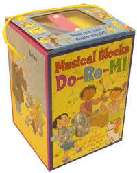 Do Re Mi Musical Blocks