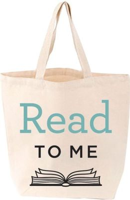 Read to Me (Little Tote)