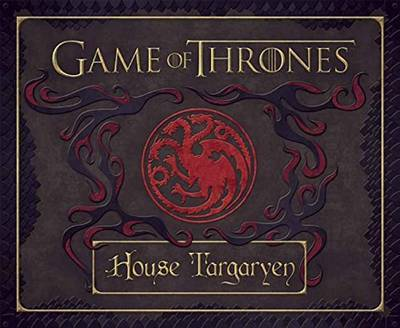 Game of Thrones: House Targaryen Stationary Set