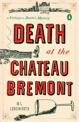Death at the Château Bremont A Verlaque and Bonnet Mystery  #1