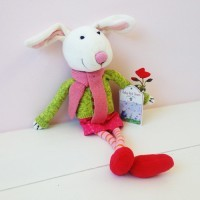 Ruby Red Shoes Plush Toy