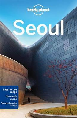 Lonely Planet Seoul 8e